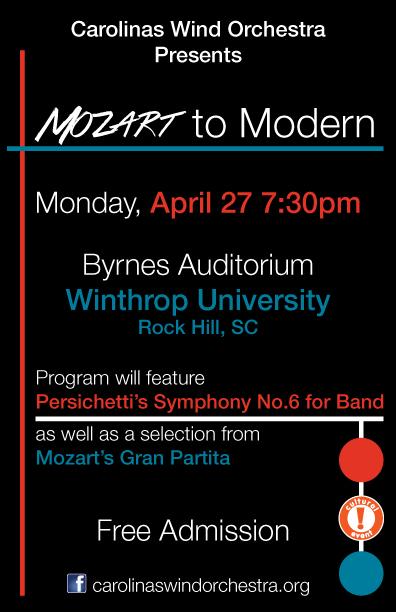 Concert – Mozart to Modern